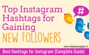 Best Hashtags for Instagram (Complete Guide) Best Instagram Hashtags