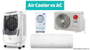 cooler vs ac