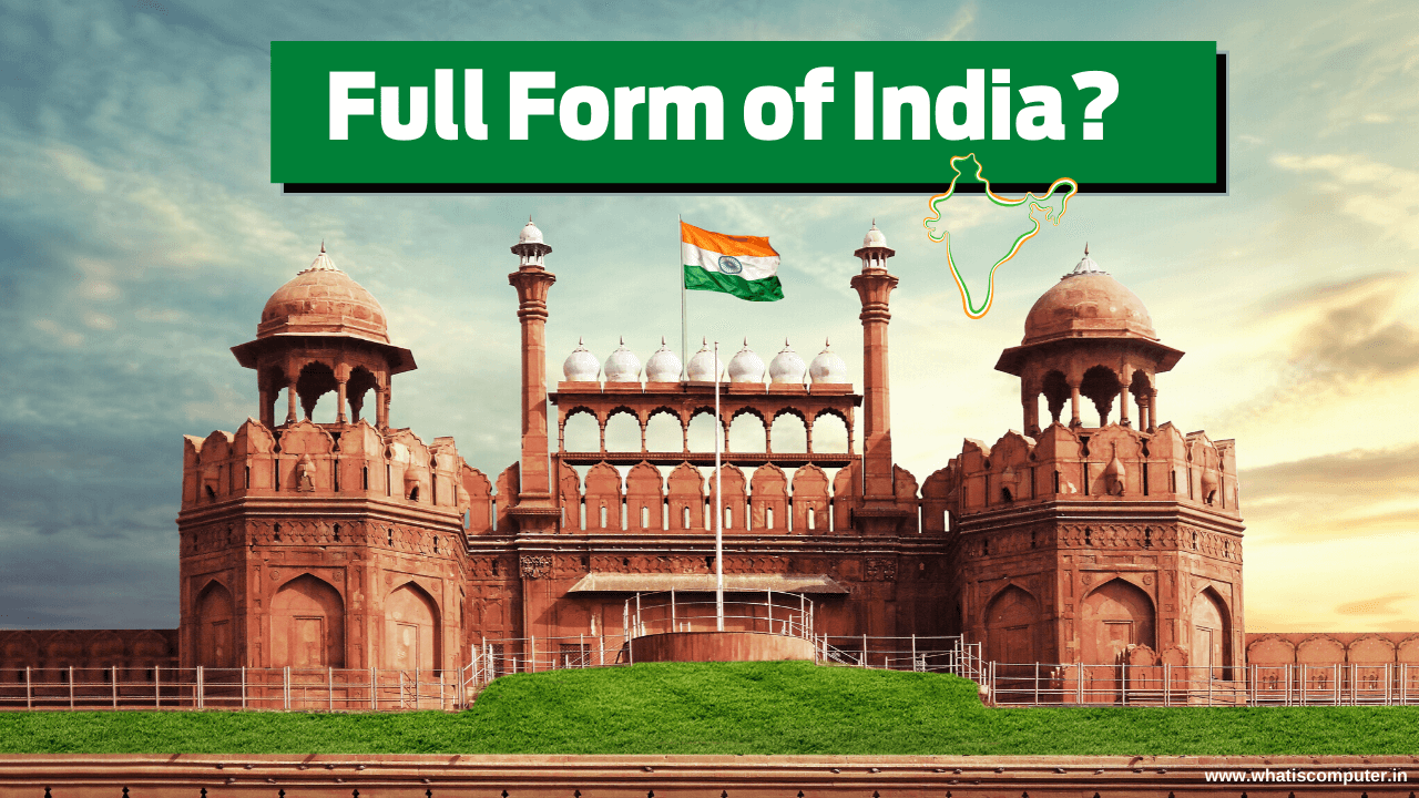 Full-Form-of-India