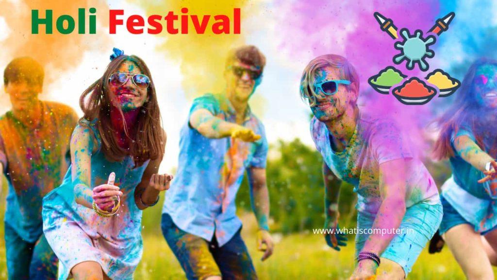 Holi Festival 2021: What is Holi? Why Celebrate the Holi Festival?